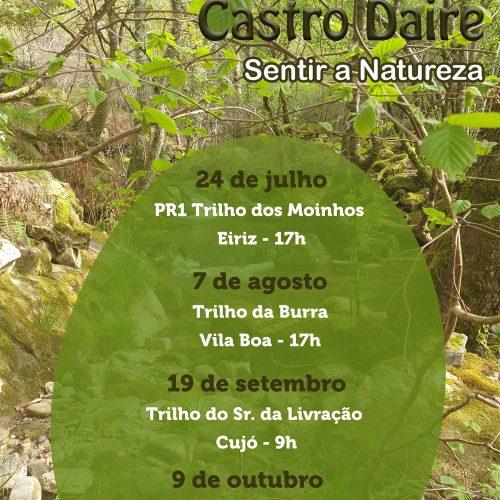 Vi(r)ver Castro Daire - Sentir a Natureza
